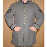 Civil War Texas Frock Coat