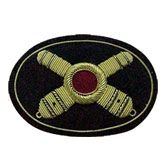 Artillery Hat Badge
